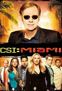 Picture of a TV show: Csi: Miami