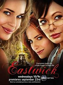 Picture of a TV show: Eastwick