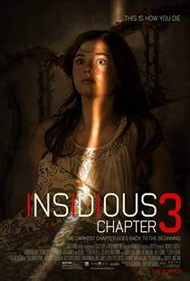 Picture of a movie: Insidious: Chapter 3