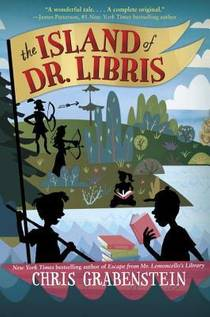 Picture of a book: The Island Of Dr. Libris