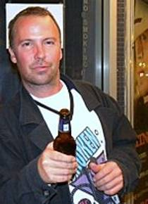 Picture of an author: Doug Stanhope