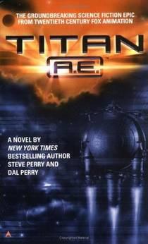 Picture of a book: Titan A.E.