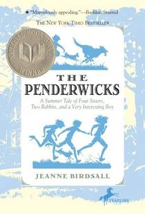 Picture of a book: The Penderwicks: A Summer Tale Of Four Sisters, Two Rabbits, And A Very Interesting Boy