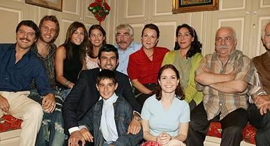Picture of a TV show: Yabanci Damat