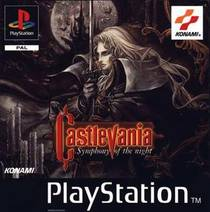 Picture of a game: Castlevania: Symphony Of The Night
