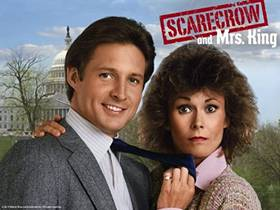 Picture of a TV show: Scarecrow And Mrs. King