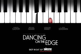 Picture of a TV show: Dancing On The Edge