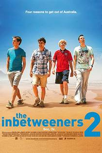 Picture of a movie: The Inbetweeners 2