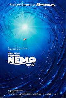 Picture of a movie: Finding Nemo