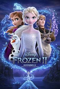 Picture of a movie: Frozen II