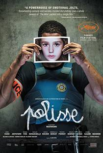 Picture of a movie: Polisse