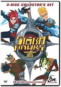 Picture of a TV show: Storm Hawks