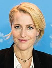 Picture of an author: Gillian Anderson