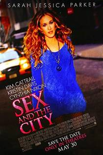 Picture of a movie: Sex And The City