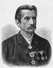 Picture of an author: Leopold Von Sacher-Masoch