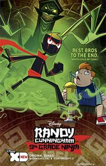 Picture of a TV show: Randy Cunningham: 9th Grade Ninja