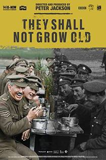 Picture of a movie: They Shall Not Grow Old