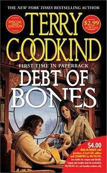Picture of a book: Debt Of Bones