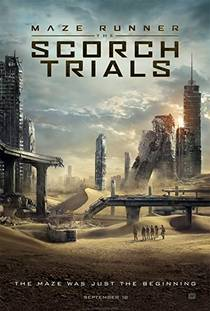Picture of a movie: Maze Runner: The Scorch Trials
