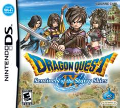 Picture of a game: Dragon Quest IX: Sentinels Of The Starry Skies