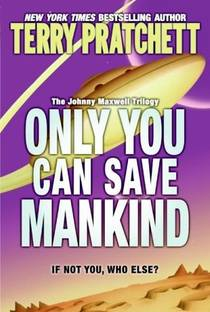 Picture of a book: Only You Can Save Mankind