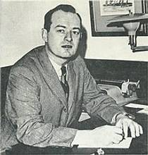 Picture of an author: William Manchester