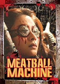 Picture of a movie: Meatball Machine