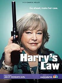Picture of a TV show: Harry's Law