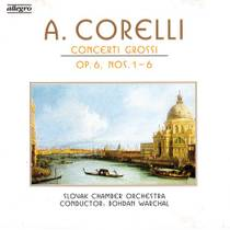 Picture of a band or musician: Arcangelo Corelli