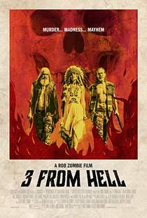 Picture of a movie: 3 From Hell
