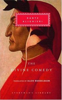 Picture of a book: The Divine Comedy