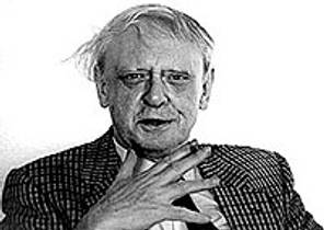 Picture of an author: Anthony Burgess