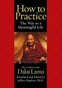 Picture of a book: How To Practice: The Way To A Meaningful Life