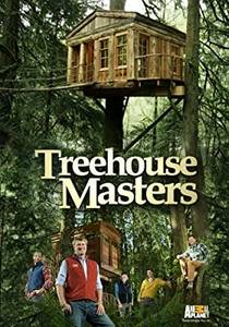 Picture of a TV show: Treehouse Masters