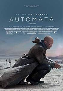 Picture of a movie: Autómata