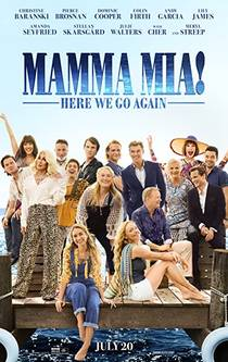 Picture of a movie: Mamma Mia! Here We Go Again