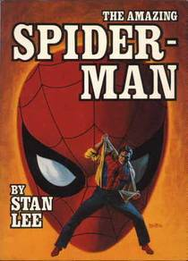 Picture of a book: The Amazing Spider-Man