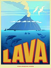 Picture of a movie: Lava