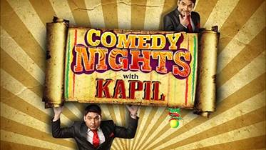 Picture of a TV show: Comedy Nights With Kapil