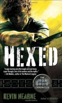 Picture of a book: Hexed