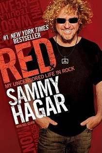 Picture of a book: Red: My Uncensored Life in Rock
