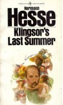 Picture of a book: Klingsor's Last Summer