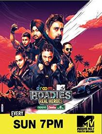 Picture of a TV show: Mtv Roadies