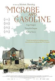 Picture of a movie: Microbe Et Gasoil