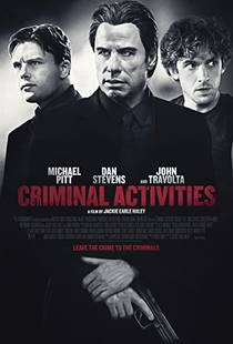 Picture of a movie: Criminal Activities
