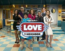Picture of a TV show: Love Thy Neighbor