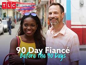 Picture of a TV show: 90 Day Fiancé: Before The 90 Days