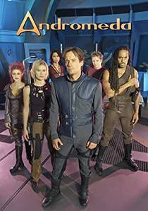 Picture of a TV show: Andromeda