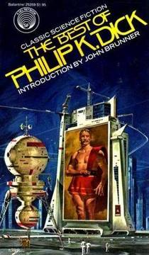 Picture of a book: The Best of Philip K. Dick