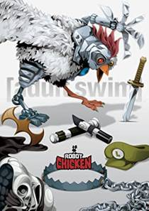 Picture of a TV show: Robot Chicken